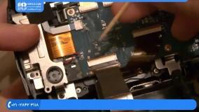 آموزش تعمیر دوربین عکاسی :: شناخت قطعات مکانیکی در دوربین عکاسی