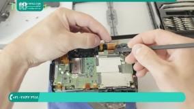 آموزش تعمیر دوربین عکاسی :: رسم دیاگرام ساده مدار دوربین جهت آشنایی با بخش های برد