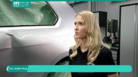 آموزش صافکاری خودرو _ آشنایی کامل با نقطه زنی در صافکاری pdr