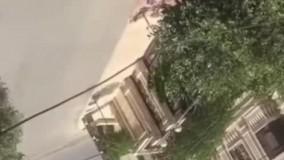 سرقت حیرتآور خودرو در روز روشن در تهران