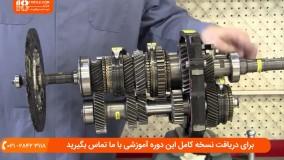 آموزش تعمیر گیربکس دستی | انواع گیربکس ( عملکرد و اجزاء گیربکس دستی )