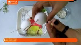 آموزش شمع سازی :: شمع آرایی :: شمع :: شمع ژله ای :: تزئین شمع برای جلو درب وروردی