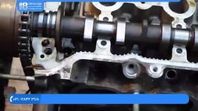 تعمیر موتور تویوتا - تعمیر موتور تویوتا - بررسی کارکرد سیستم موتور تویوتا vvti