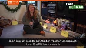 آموزش زبان آلمانی | آموزش تصویری زبان آلمانی ( کریسمس همراه با خانواده )