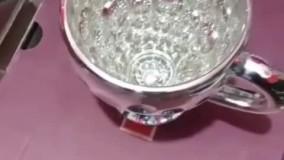 دستگاه آبکاری فانتاکروم کاربرد دستگاه آبکاری