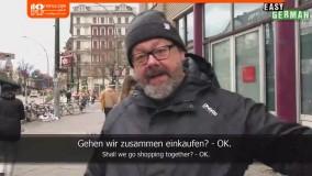 آموزش زبان آلمانی | آموزش تصویری زبان آلمانی ( بیست جمله با فعل )