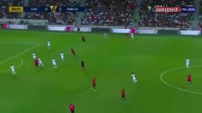 خلاصه بازی لیل 1 - پاریسنژرمن 0