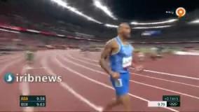یک ایتالیایی ، سریعترین مرد المپیک شد