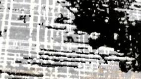 فرش پتینه طوسی طرح ژانین – دیجی دکوری