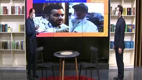 کنایه مجری تلویزیونی به شکایت عنابستانی از سرباز