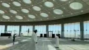 اولین مسجد در عربستان که  بدون ستون ساخته شد