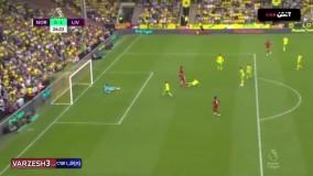 خلاصه بازی نوریچ 0 - لیورپول 3