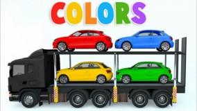 کارتون ماشین های کودکانه | ماشین های سنگین | ماشین بازی سرگرمی