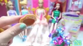 کارتون کودکانه باربی | سوپرایز هدیه تولد باربی | برنامه کودک دخترانه باربی