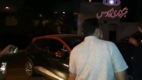 اعتراض شبانه هواداران استقلال به مددی
