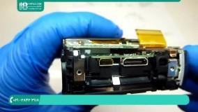 تعمیر دوربین عکاسی-تعویض ال سی دی RX100 m2