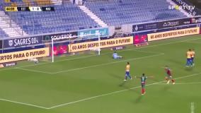 پاس گل علیپور در هفته چهارم لیگ پرتغال