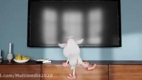 کارتون تماشایی بوبا کودکانه با داستان ترس از صدای های عجیب