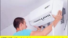 نصب کولر گازی و بهترین محل برای پنل داخلی و خارجی کولر گازی