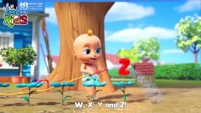 زبان به کودکان-انیمیشن آموزشی لولوکیدز- آموزش دو مدل میوه