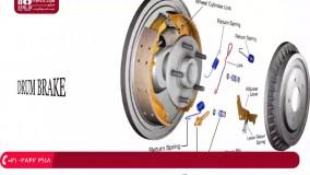 تعمیر جلوبندی خودرو-معرفی انواع سیستم ترمز خودرو