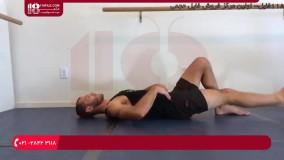 پیلاتس-ورزش پیلاتس- تمرینات کششی برای ریلکسیشن
