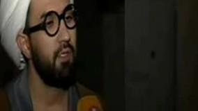 """گزارش تصویری با مسعود شیرانی فرد در نمایش """" زمان در حبس قصر """""""