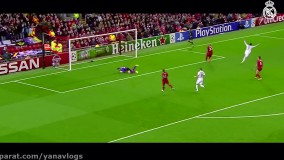 بهترین لحظه های رونالدو در رئال مادرید
