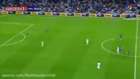 گلهای انفرادی لیونل مسی در لالیگا / ورزشی فوتبال اروپا