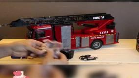 جعبه گشایی و تست ماشین کنترلی آتش نشانی HUINA 1562|اختصاصی ایستگاه پرواز