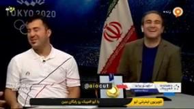 گنج زاده مدال طلایش را به مردم خوزستان تقدیم کرد