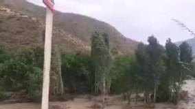 مفقود شدن ۳ نفر در سیل روز یکشنبه کلیبر
