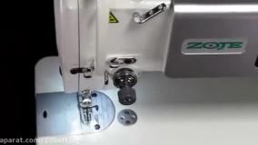 چرخ خیاطی راسته دوز زوجی مدلa6000
