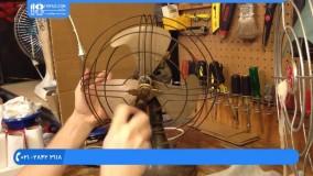 تعمیر پنکه رومیزی-سرویس پنکه سقفی-سرویس کردن و تعمیر پنکه وینتاژ