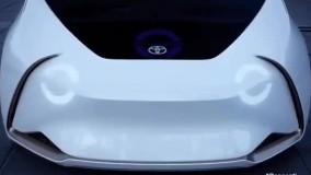 خودروی برقی مفهومی Toyota Concept-i