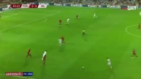 خلاصه بازی پرتغال2- ایرلند 1