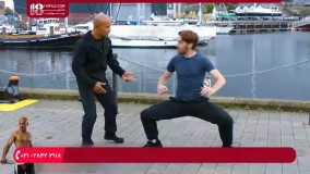آموزش دفاع شخصی-حرکات دفاع شخصی حرفه ای-دفاع شخصی-شرایط پایه پا