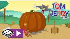 کارتون تام و جری برای کودکان _ با داستان مزرعه سبزیجات