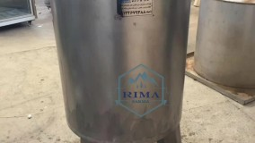پاتیل پخت شیر صنایع برودتی ریماسرما