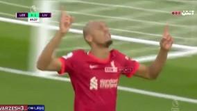 خلاصه بازی لیدز 0 - لیورپول 3