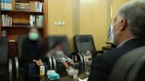 رییس سازمان زندان ها : ادعای سپیده قلیان بررسی شد