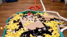 مهارت های فکری و سرگرمی برای بچه ها _ بازی با دومینو های جذاب