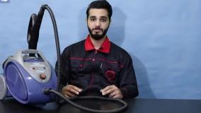 ویدیو بررسی مشکلات بخارشو