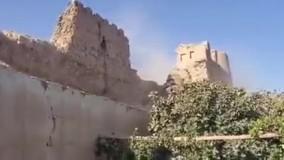 تخریب آثار باستانی در افغانستان توسط طالبان