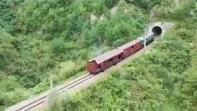 شلیک موشک های کرهشمالی از روی ریل قطار