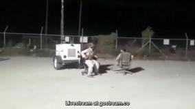 صندلی بازی طالبان در پایگاه بگرام افغانستان !