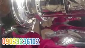دستگاه آبکاری فانتاکروم -دستگاه مخمل پاش -مخملپاش
