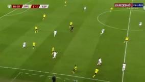 خلاصه بازی اسپانیا 1 - سوئد 2