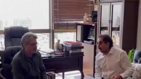 آواز شهرام ناظری به مناسبت ۷۰ سالگی حسین علیزاده
