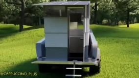 تصاویری از محصول آینده کمپانی خودروسازی تسلا
